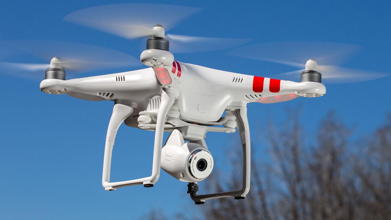 Trafik-Dronelari