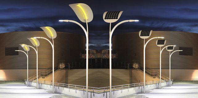 Güneş Enerjili Aydınlatma Nasıl Yapılır? - Aydınlatma Portalı