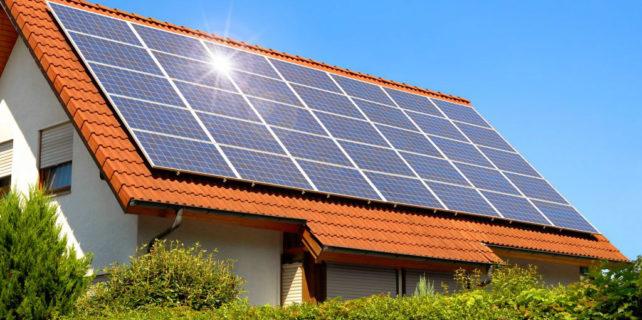 Çatıda Güneş Enerjisinden Elektrik Üretimi Nasıl Yapılır? - Aydınlatma  Portalı